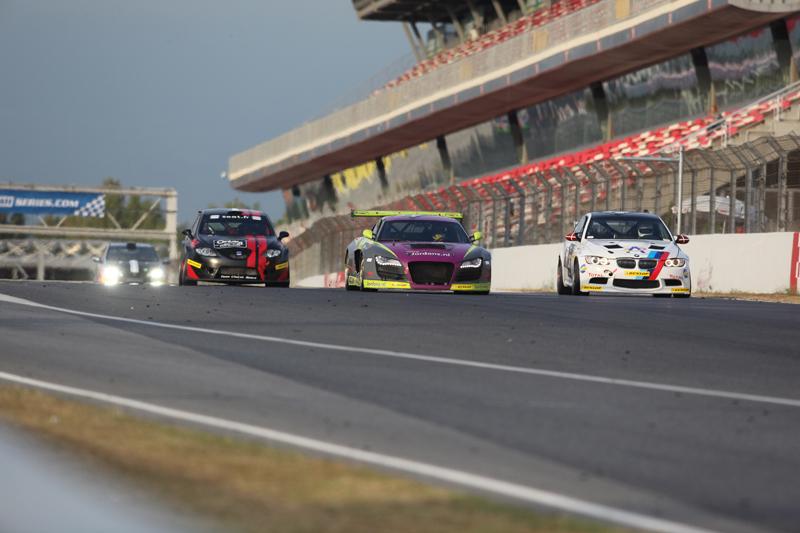 Racing test