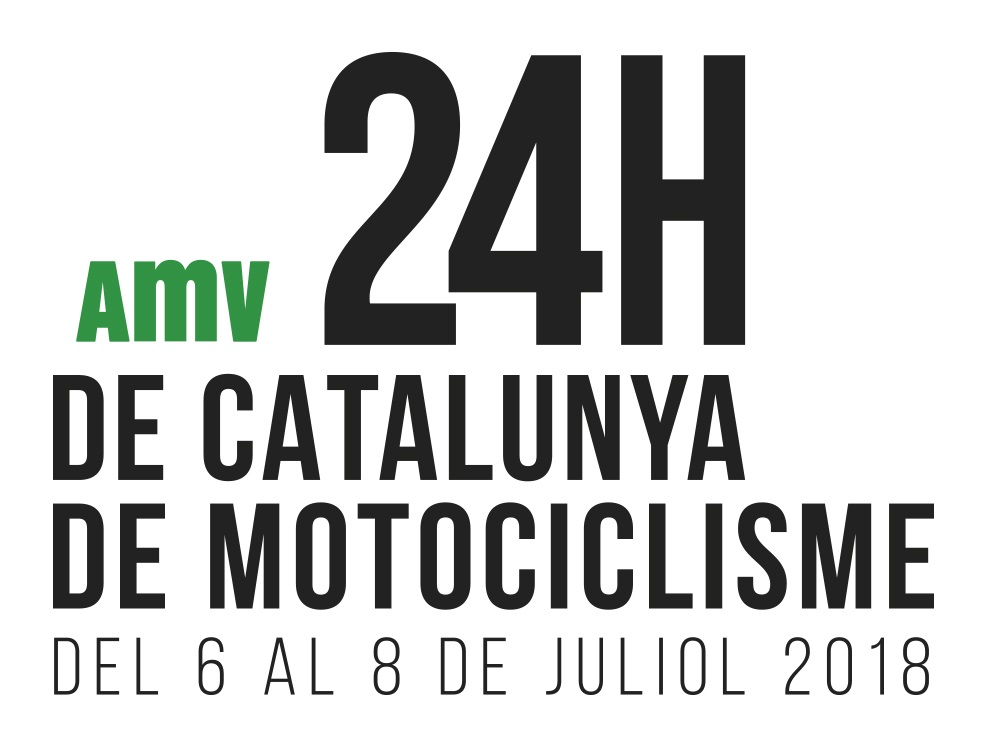 Logo 24h motos 2018