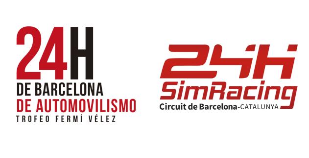 Logo 24H Auto y 24H Simracing